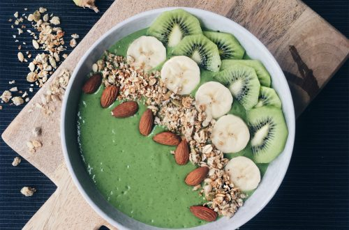 miracle morning smoothie bowl