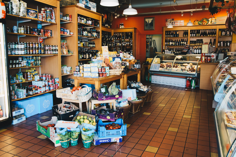 fijnste delicatessenwinkel groningen, basarz