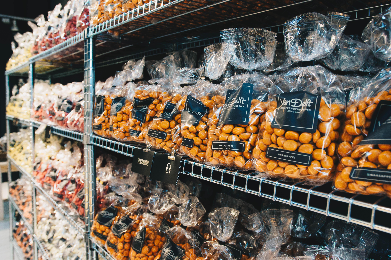 van delft, de pepernotenfabriek