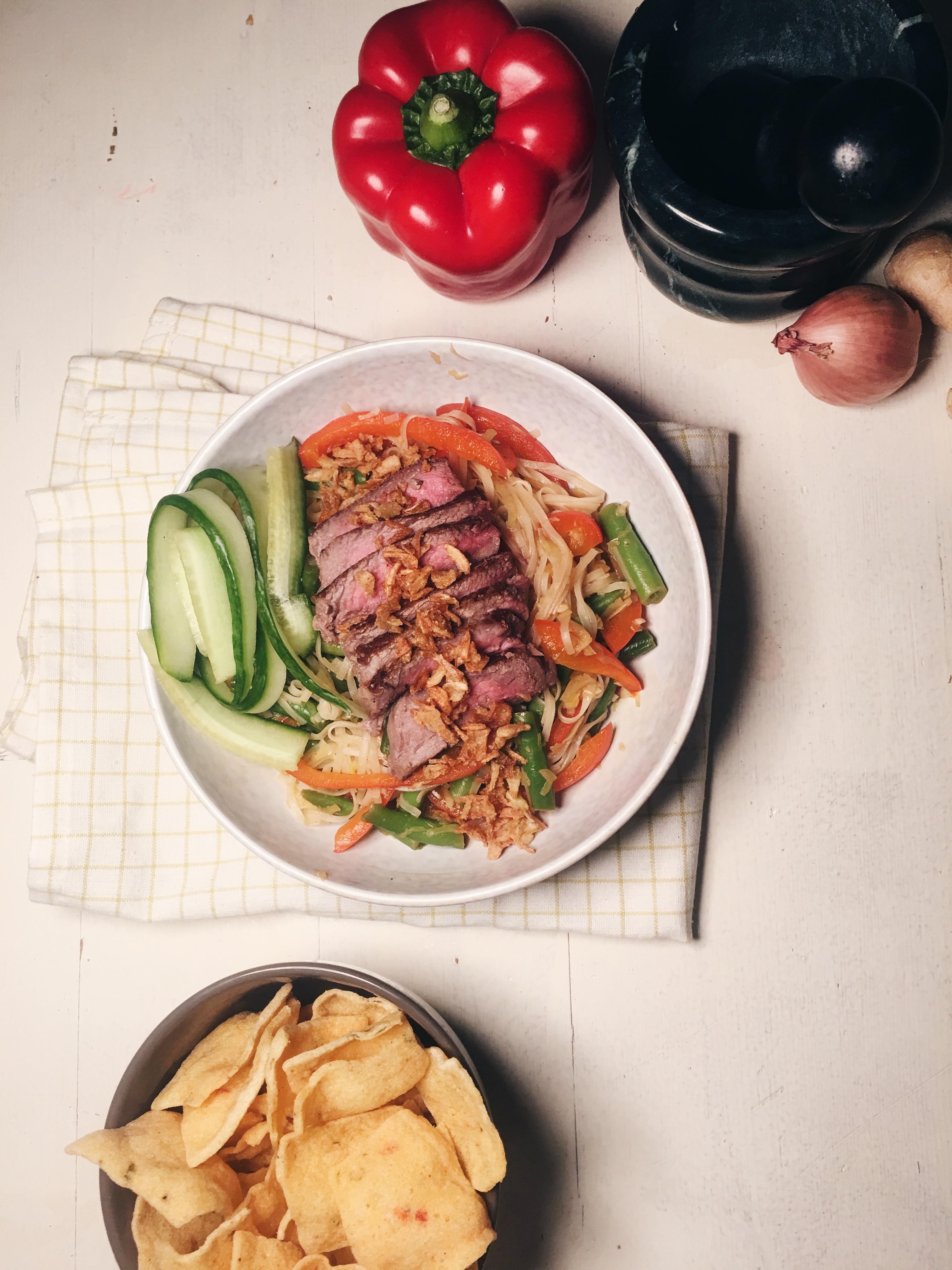 beef teriyaki-keukenliefde
