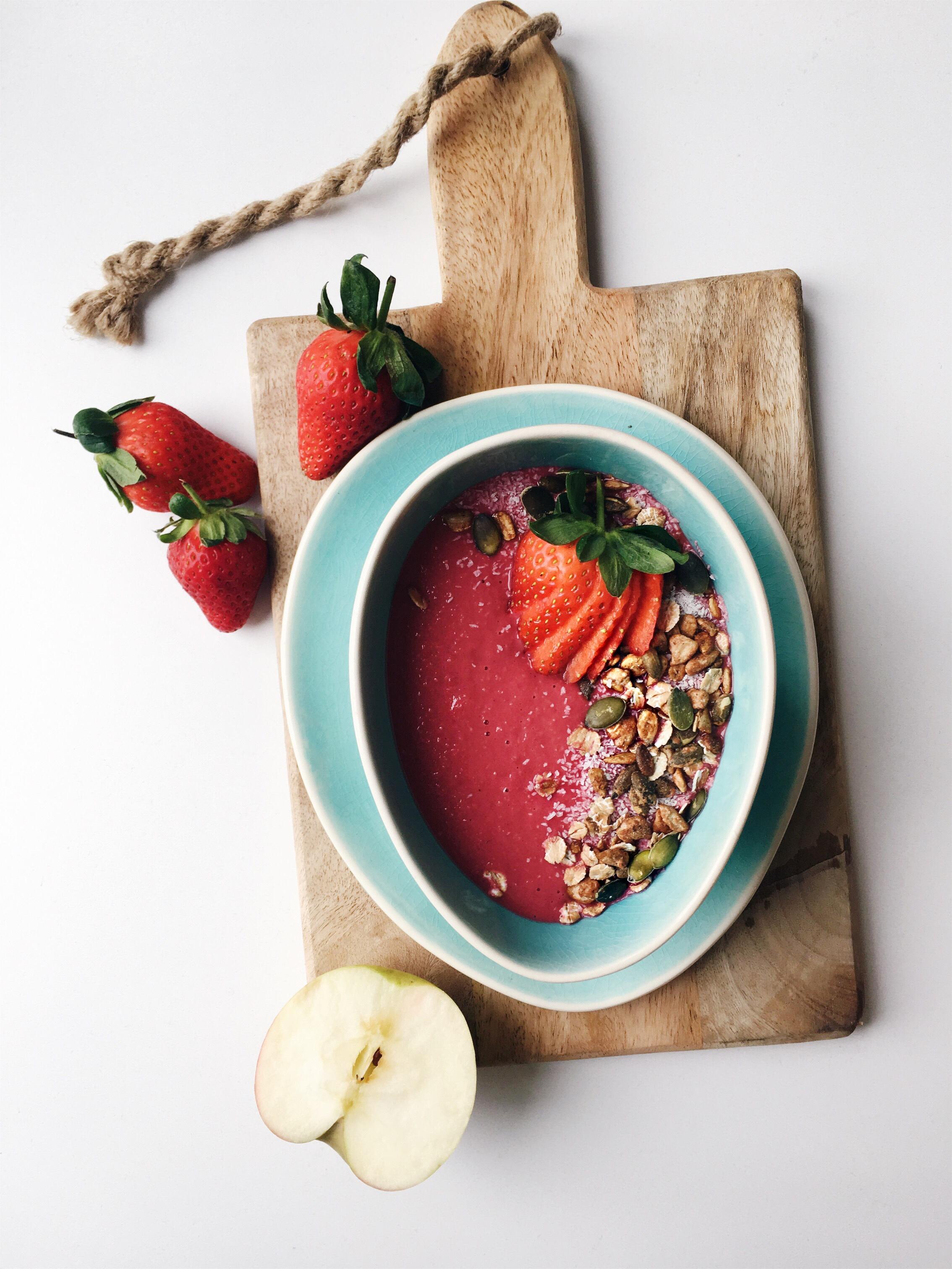 smoothiebowl-bieten