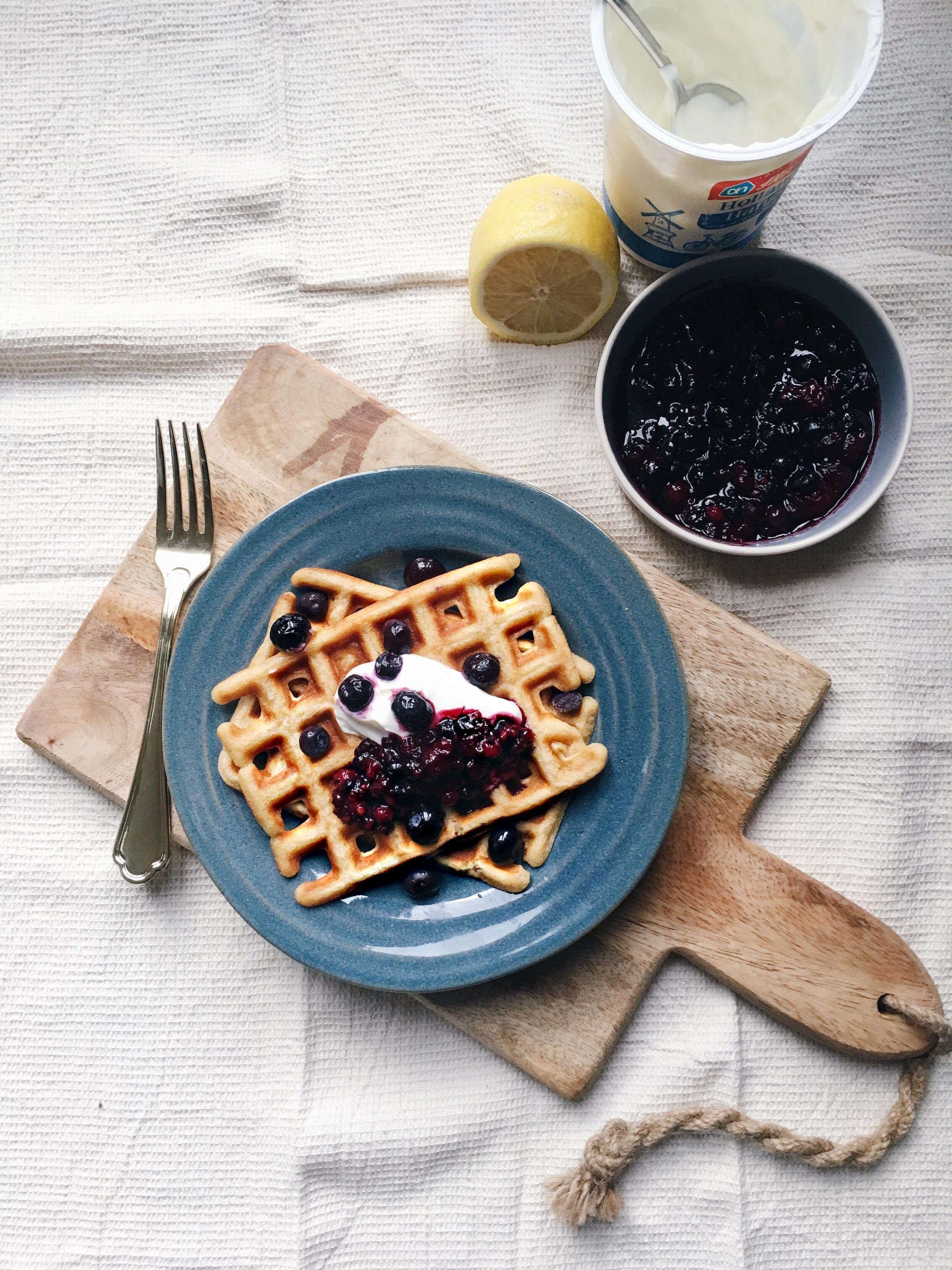 wafel-recept-gezond