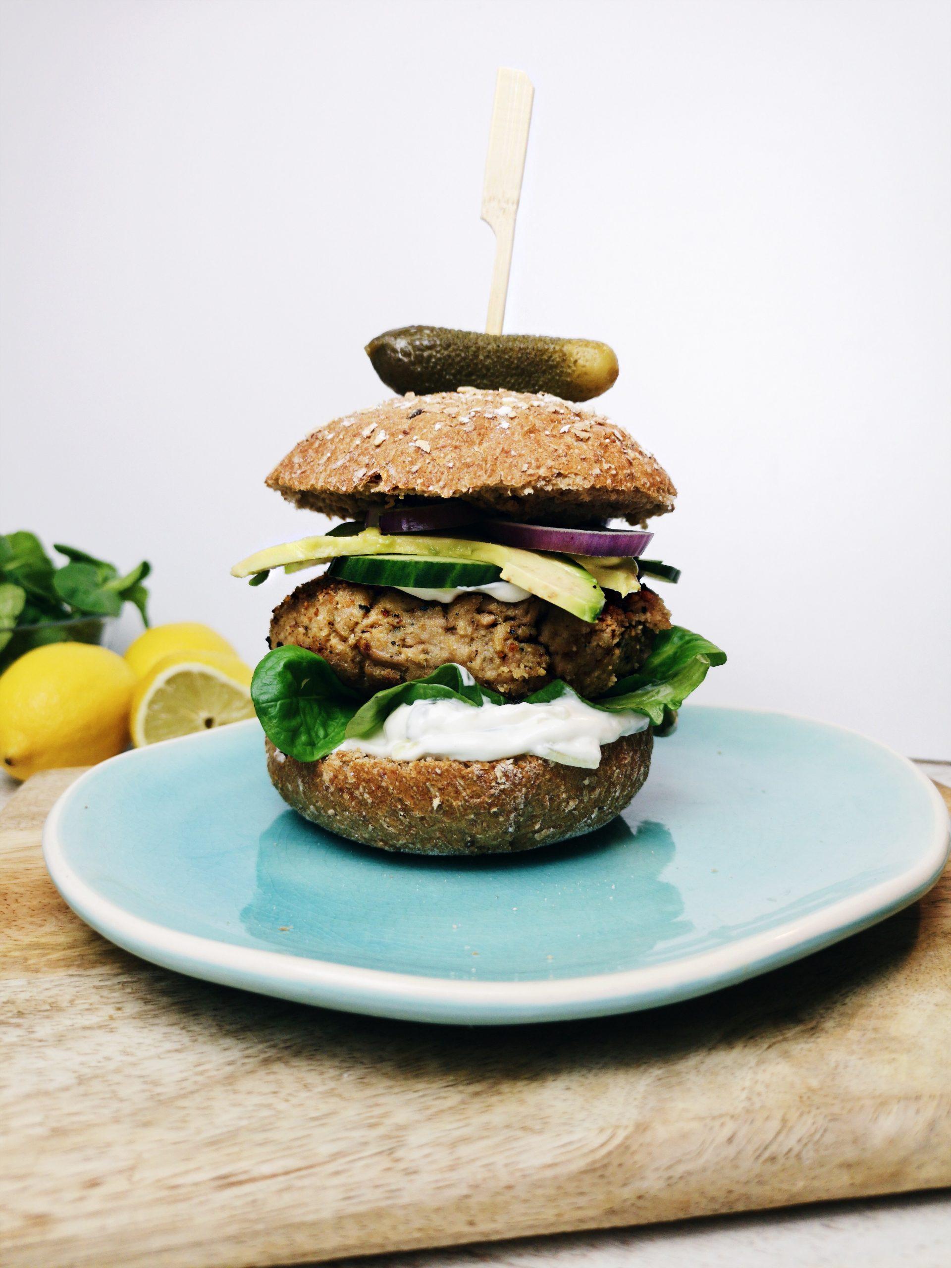Tonijnburger-gezond-recept