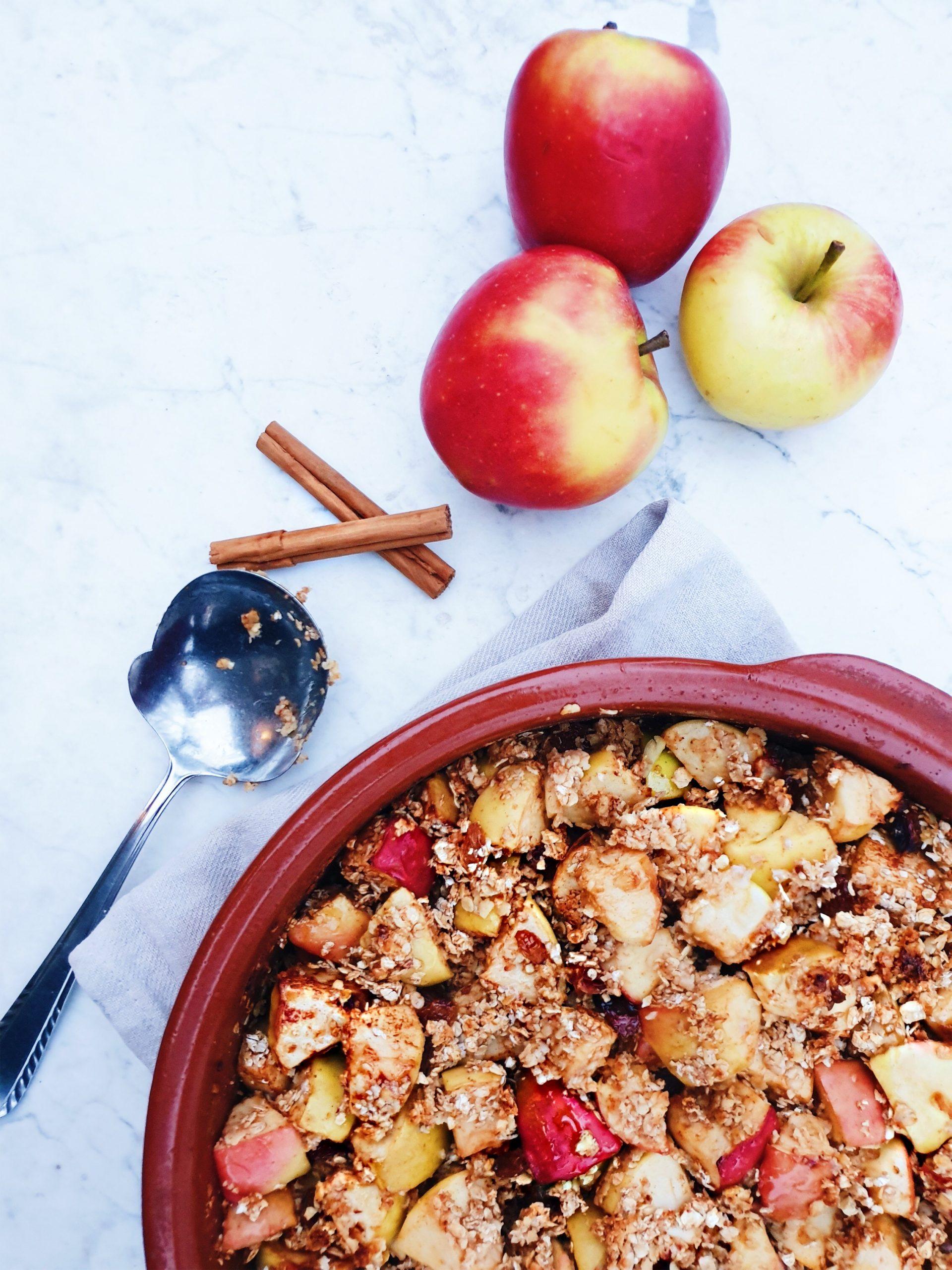 appel-crumble-gezond