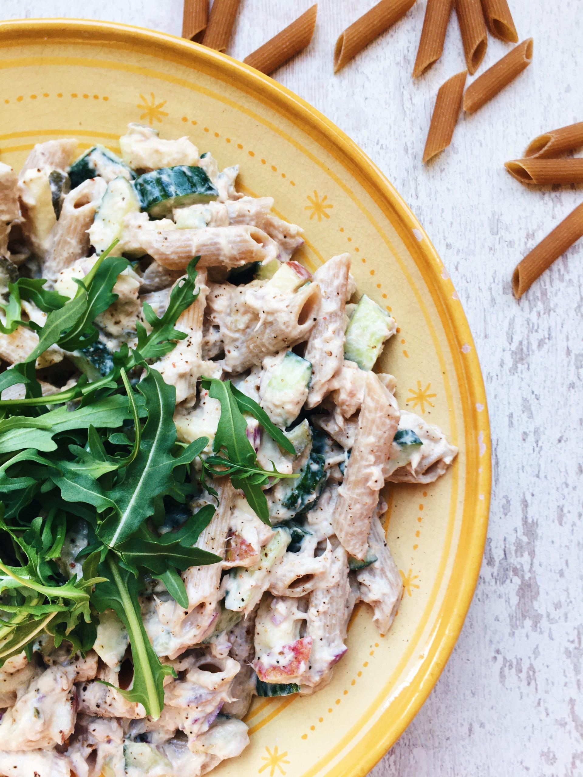 tonijnsalade-pasta-recept