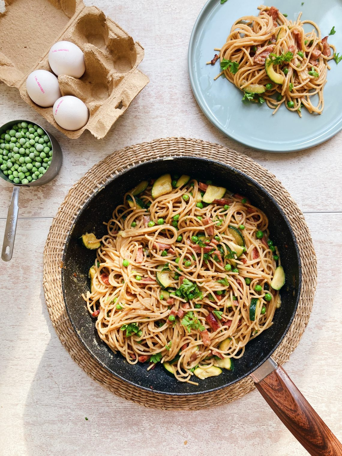 gezonde-pasta-carbonara