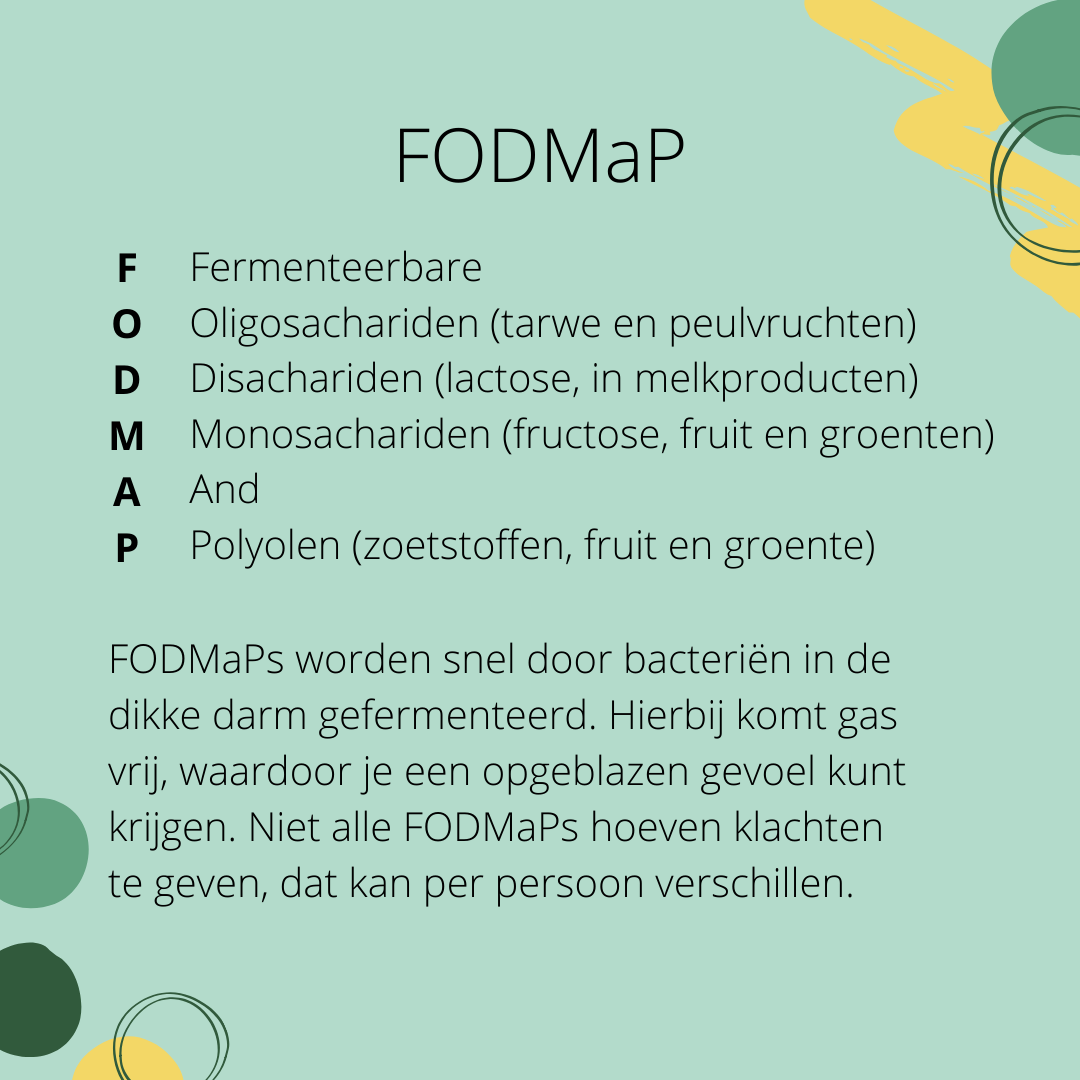 Fodmap-tips