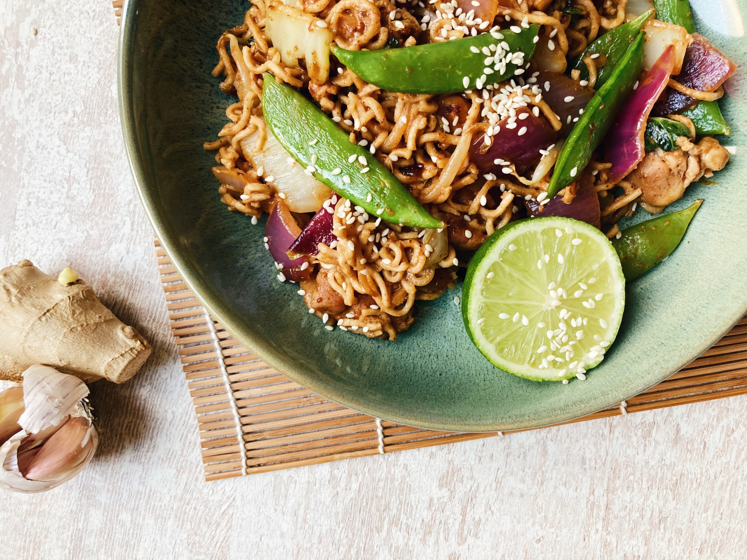 noodles-met-kip-recept