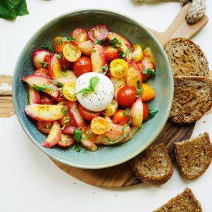 burrata-salade-perzik